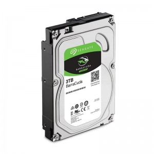 Seagate BarraCuda 3TB 3,5'' 256MB ST3000DM007