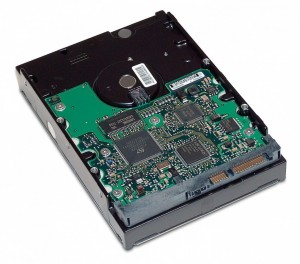 HP Inc. Dysk 2TB SATA 6Gb/s 7200 HDD QB576AA